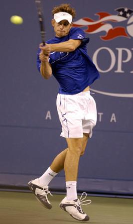Vs Sampras (Quarter Final)